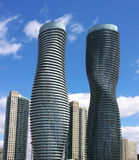 Marylin Towers Royalty Free Stock Images
