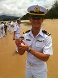 Marynarka wojenna Zdjęcia Royalty Free