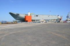 Marynarka wojenna. Fotografia Royalty Free