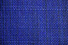 Marynarki wojennej błękita tkaniny tekstura Zmrok - błękitny sukienny tło Zamyka w górę widoku marynarki wojennej błękita tkaniny Zdjęcia Royalty Free