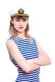 marynarz Zdjęcia Royalty Free