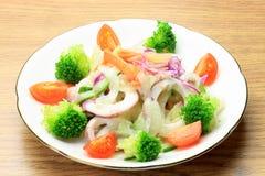 Marynata cuttlefish Zdjęcie Royalty Free