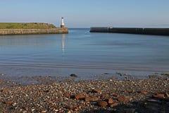 Maryport-Hafen, Cumbria Stockfotos