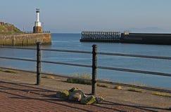 Maryport-Hafen, Cumbria Stockfotografie