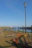Maryport-Hafen, Cumbria Lizenzfreies Stockbild