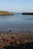Maryport Harbour, Cumbria. View from Maryport Harbour, Cumbria, Lake District, England Royalty Free Stock Photography