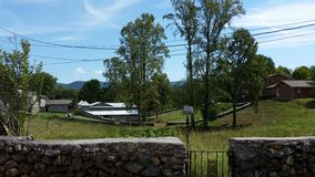 Maryville vivente tn del paese Fotografia Stock Libera da Diritti