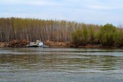 Marzec na Danube 2 Zdjęcie Stock