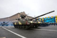 Marzec niezależność 25th rocznica niezależność Ukrai Zdjęcia Royalty Free