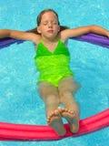 marzenie pływaka Zdjęcie Stock