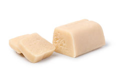 Marzipan with almonds Stock Photography