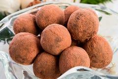 Marzipan ball Stock Photos
