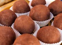 Marzipan candies Stock Photos