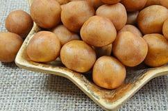 Marzipan Potatoes Stock Images