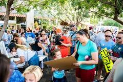 Marzo contro Racsim Tucson Immagini Stock
