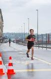 3 marzo 2015 maratona di armonia a Ginevra switzerland Immagini Stock Libere da Diritti