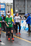 3 marzo 2015 maratona di armonia a Ginevra switzerland Fotografia Stock