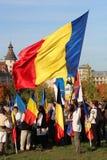 Marzo para Basarabia Fotos de archivo libres de regalías