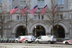 Marzo per la nostra protesta 18, Washington, D di vite C Fotografia Stock