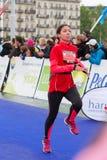 Marzo, 3ro 2015 maratón de la armonía en Ginebra Suiza Foto de archivo