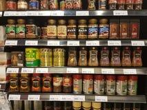 4 marzo 2017 Sam& x27; s Groceria al NU Sentral Kuala Lumpur Fotografia Stock