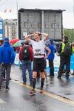 Marzo, terzo del 2015 maratona di armonia a Ginevra switzerland Fotografia Stock