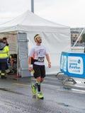 Marzo, terzo del 2015 maratona di armonia a Ginevra switzerland Immagine Stock Libera da Diritti