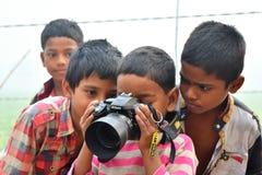 Marzyć fotografii przyszłość Fotografia Royalty Free
