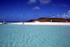 Marzyć wyspę Fotografia Royalty Free