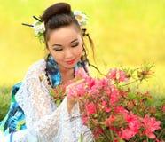 marzy japończyka Fotografia Stock