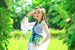 marzy japończyka Zdjęcie Royalty Free