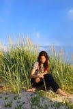 marzy lato Zdjęcie Stock