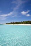 marzy wyspę Fotografia Stock