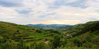 marzycielski krajobraz zdjęcia royalty free