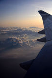 marzycielski niebo Obrazy Royalty Free