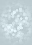 Marzycielski popielaty biel kropkuje tło Zdjęcia Royalty Free