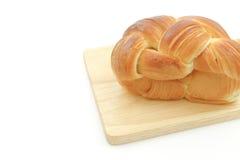 Masła Duński ciasto Zdjęcia Stock
