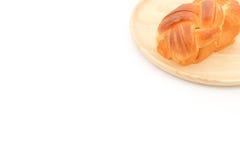 Masła Duński ciasto Obraz Royalty Free