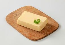 masło świeży Zdjęcie Stock