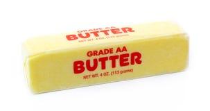 Masło obrazy stock