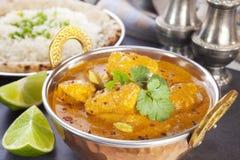 Masło kurczaka curry obrazy stock