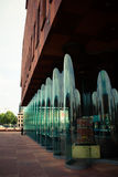 MAS   Музей Aan De Stroom, Антверпен, Бельгия Стоковая Фотография
