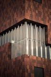 MAS   Музей Aan De Stroom, Антверпен, Бельгия Стоковые Изображения RF