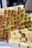Maçãs Imagem de Stock Royalty Free