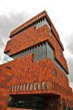 MAS, Antwerp. Museum Aan de Stroom, Antwerp Stock Photos