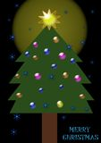 mas drzewo x Fotografia Stock
