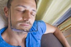 MAS en sommeil Images stock