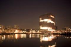 MAS | Museum Aan De Stroom, Amberes, Bélgica Fotos de archivo libres de regalías