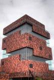 The MAS museum in Antwerp, Belgium Stock Photography