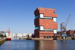 MAS Museum - Antwerp Stock Images